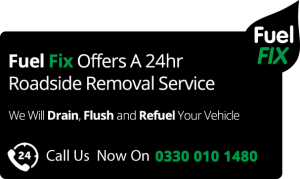 Wrong Fuel Removal Service