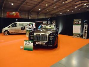 Fuel Fix at business show