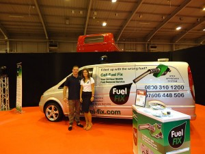 Fuel Fix at business show